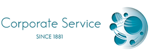 Corporate Service: Spedition & Logistik - Logo